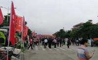 2017年3月22日参加惠州博罗公庄镇科技下乡活动