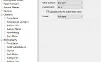 【原创文章】Endnote中英文混排及输出作者全名的解决办法